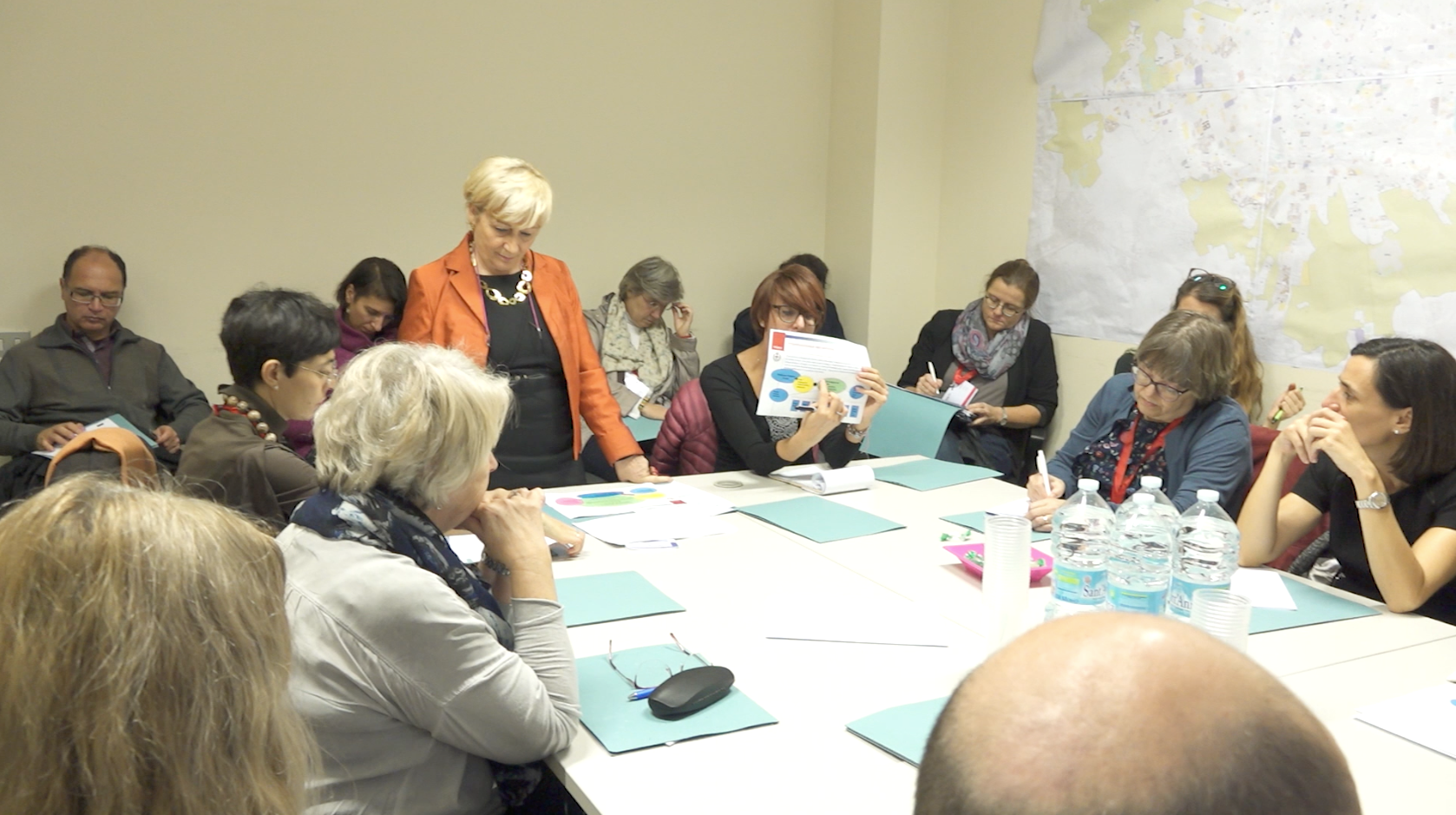 Video of the Solidarity Cities study visit in Milan 8-9 November 2018