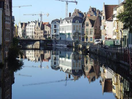 Refugee solidarity: the view from Ghent