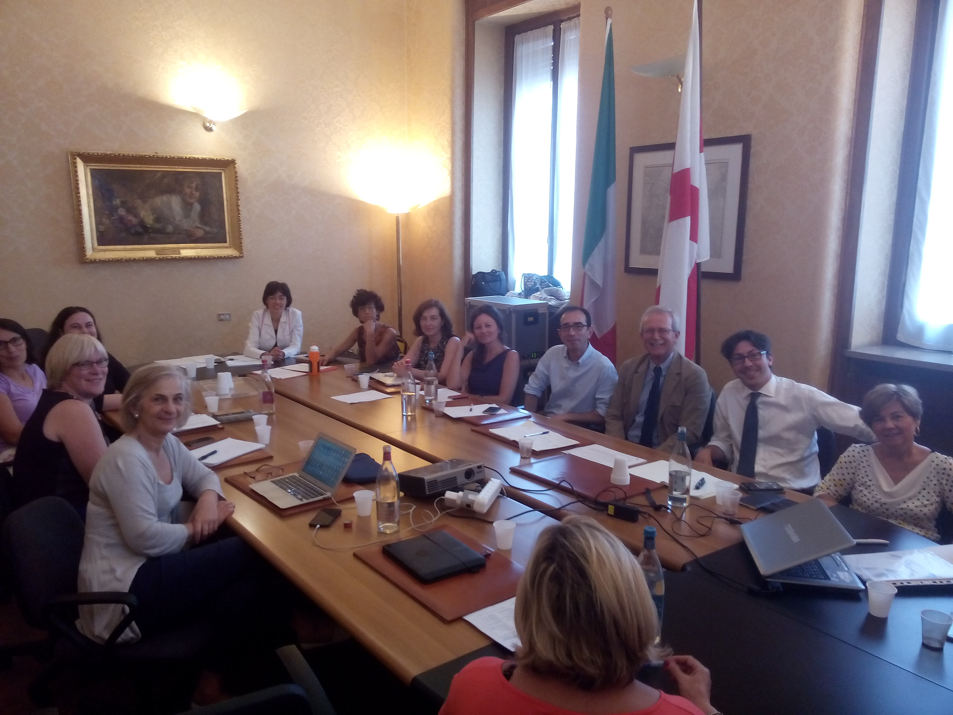 Leeds and Stockholm support refugee education in Milan