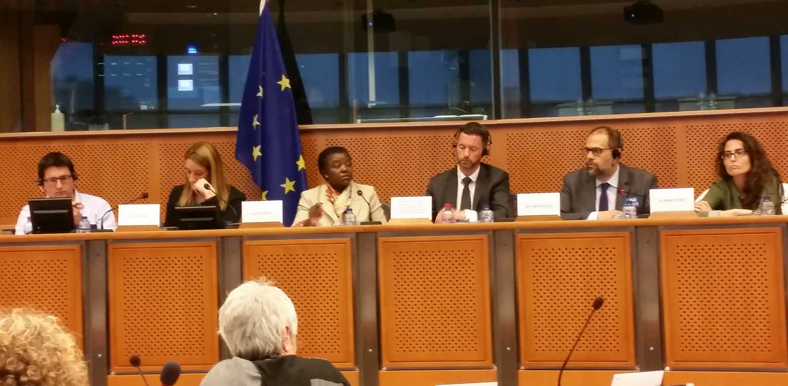 EUROCITIES joins asylum discussions with MEPs